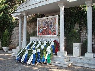 Chortiatis - The Massacre Memorial
