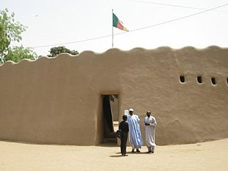 Kousséri - Image: Wahid at sultanate of Kousséri