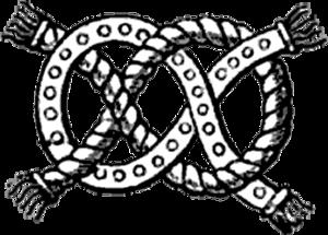 Wake knot - Image: Wake badge