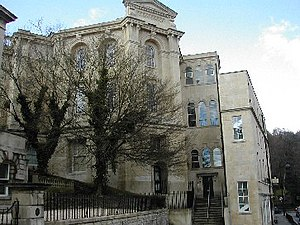 Bath School of Art and Design - The Star Inn and Walcot School