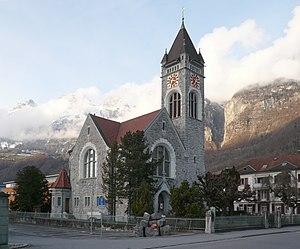 Walenstadt - Reformed Church of Walenstadt