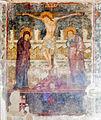 Wall painting inside Kolossi castle.jpg