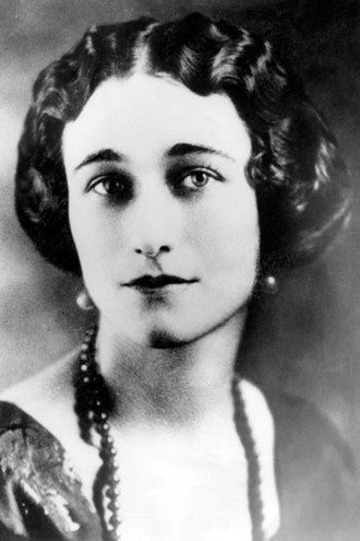 Wallis Simpson - Wallis Warfield before 1936