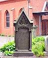 Walsrode - Grabstein Joh. Chr. Ehlers (1731 - 1804) Friedhof Saarstraße 01.jpg