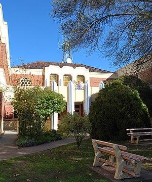1938 in Australia - Wangaratta Courthouse, built in 1938