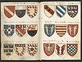 Wapenboek Beyeren (armorial) - KB79K21 - folios 027v (left) and 028r (right).jpg