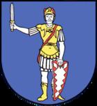 Das Wappen von Bad Bramstedt