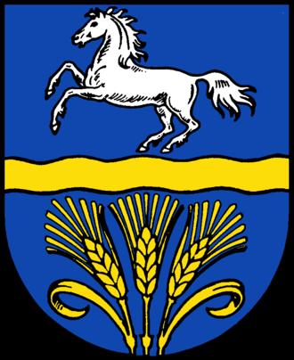 Verden (district) - Image: Wappen Landkreis Verden