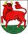 Bild: Wappen mit Stier (Luckau)