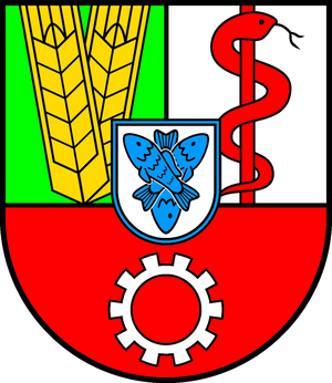 Arnsdorf - Image: Wappen arnsdorf dresden