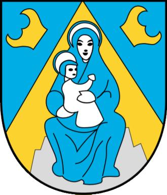 Mariastein, Tyrol - Image: Wappen at mariastein