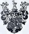 Wappen der Freiherrn von Wallis 1651.png