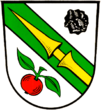 Coat of arms of Lalling
