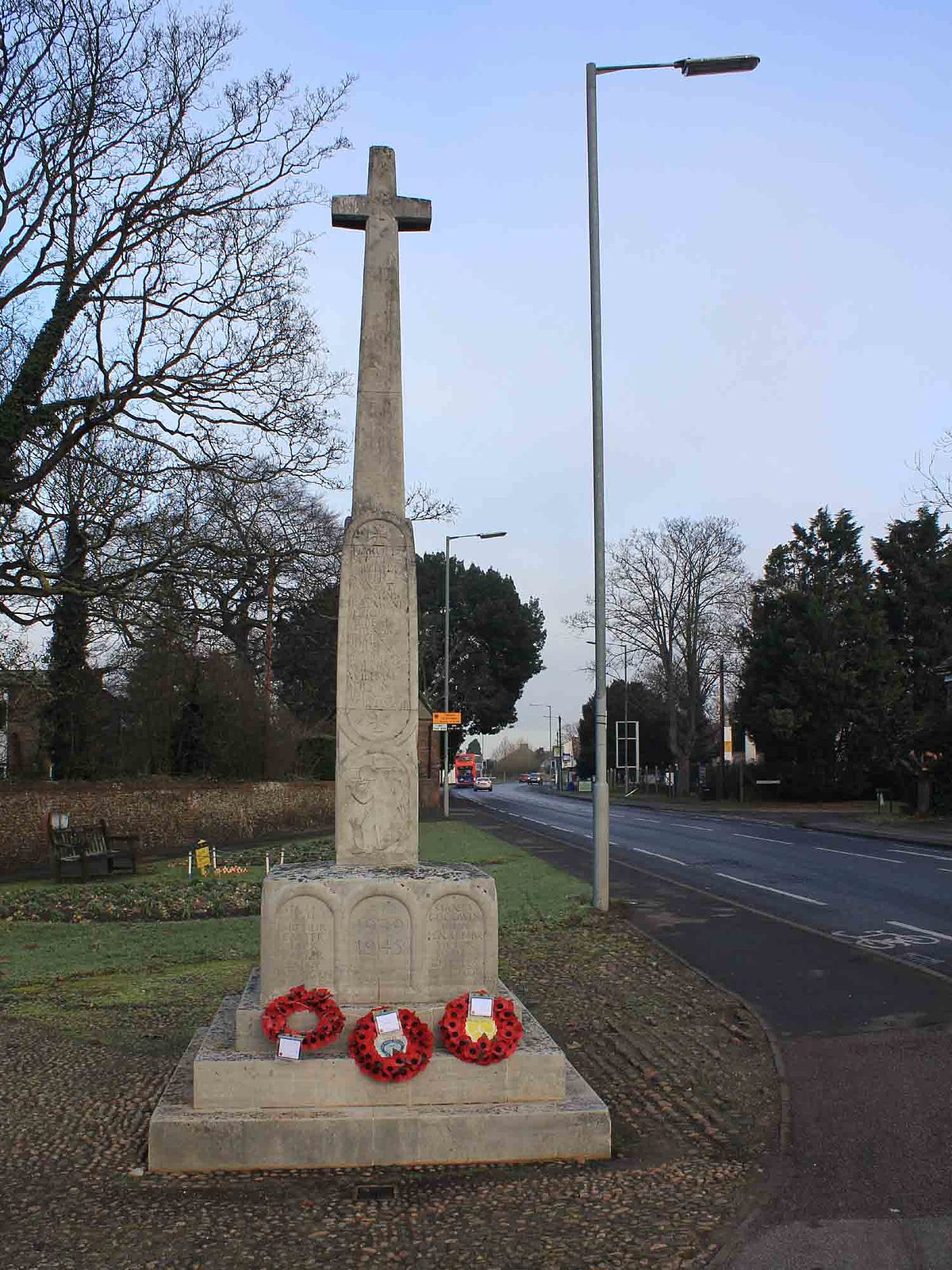 Trumpington War Memorial Wikipedia