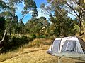 Warburtons Bridge camping ground @ Castlemaine Diggings National Heritage Park - panoramio (1).jpg