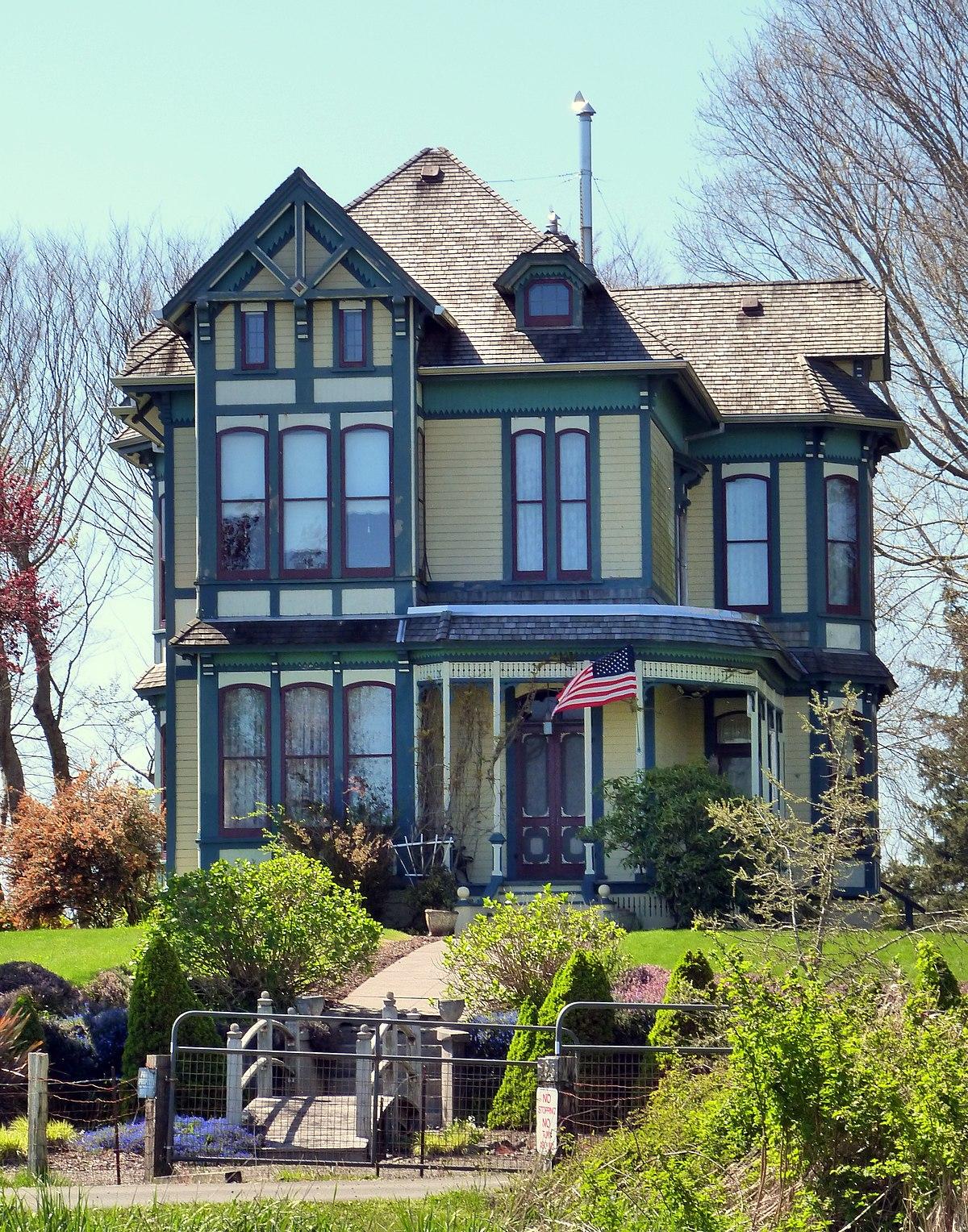 Daniel knight warren house wikipedia for The warren house