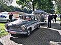 Wartburg 312 Camping mit Nagetusch-Wohnwagen.jpg