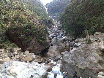 Water Fall ,Gangtok 05.jpg