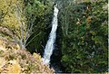 Waterfall on the Black Burn - geograph.org.uk - 1481368.jpg