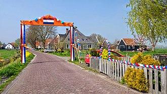 Koningsdag - Waterland's Koningsdag bike race (2015)