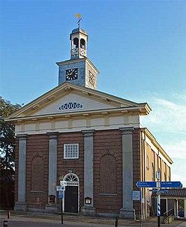 De kerk van laren