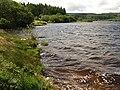 Waves on Fernworthy Reservoir - geograph.org.uk - 895943.jpg
