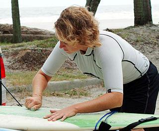 Surfboard wax