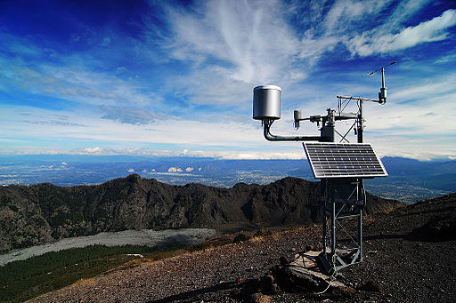 Weather station on Mount Vesuvius (2437693238)