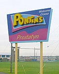 Welcome to Pontin's^ - geograph.org.uk - 655496.jpg