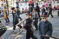 Welfenfest 2013 Festzug 037 Kaminfeger.jpg