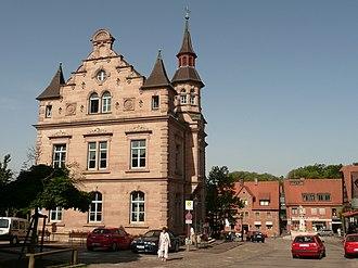 Wendelstein, Bavaria - Center of Wendelstein
