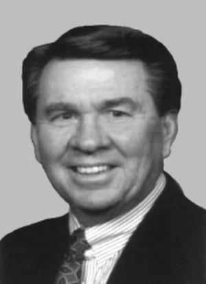 Oklahoma gubernatorial election, 1994 - Image: Wes Watkins