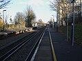 Westcombe Park stn look east.JPG