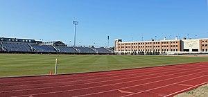 SMU Mustangs women's soccer - Image: Westcott Field