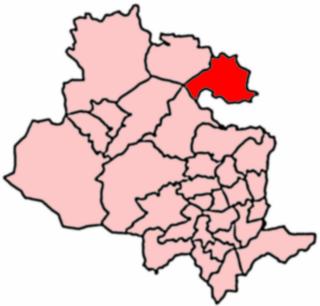 Wharfedale (ward) Human settlement in England