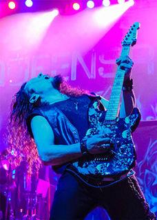 Michael Wilton American guitarist