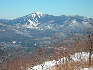 Whiteface Mountain - Image: Whiteface Mt and Mt Esther seen from Jay ridge