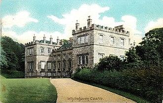 Whitehaven Castle - Whitehaven Castle