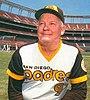 Whitey Wietelmann (coach) - San Diego Padres - 1978.jpg