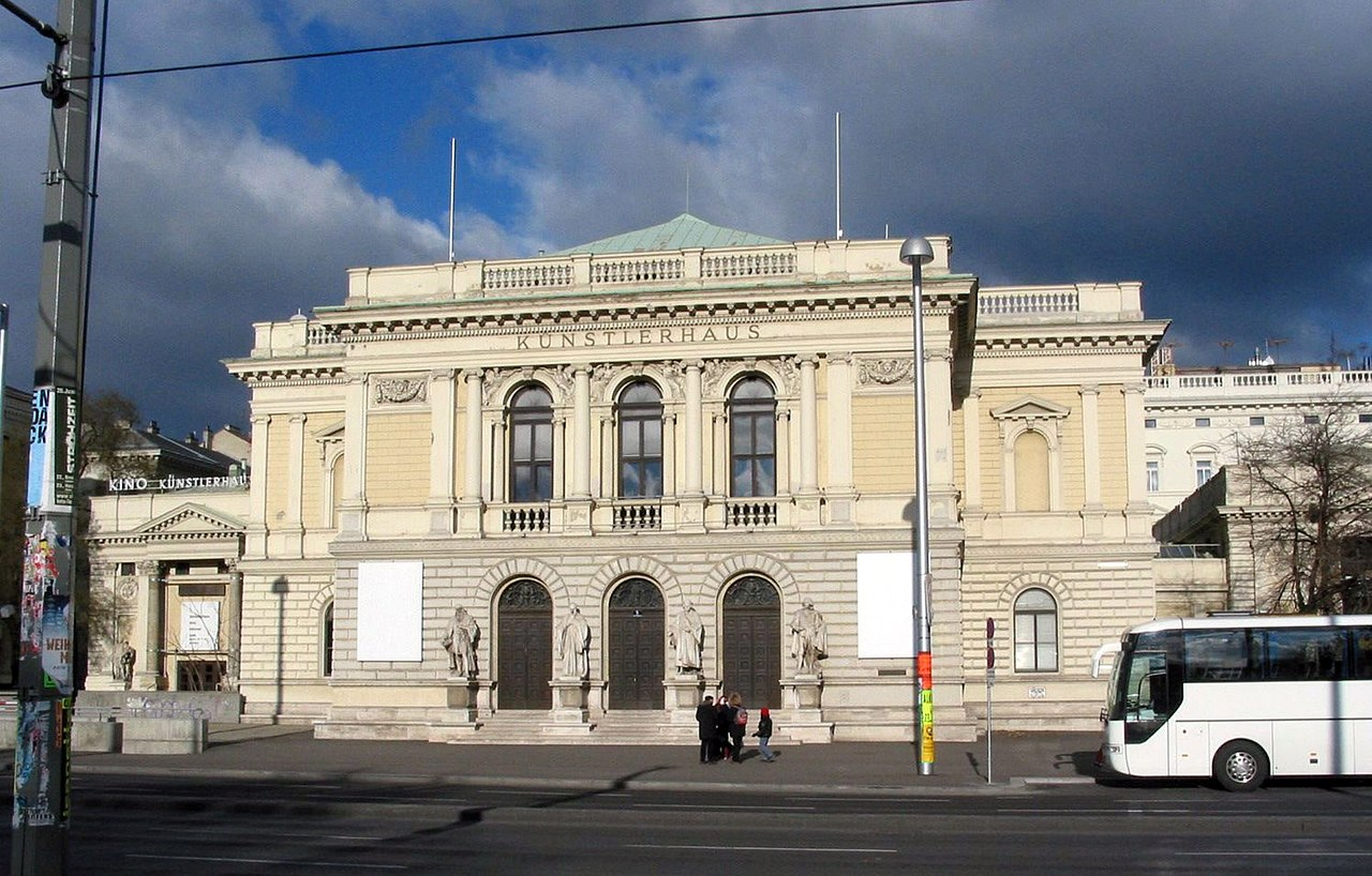 Künstlerhaus Wien Wikiwand