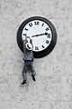 "Wien - Hotel InterContinental, Skulptur ""Sign of the times"".JPG"