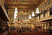 Wien - Musikverein, großer Saal
