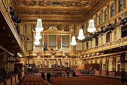 Wien - Musikverein, großer Saal.JPG