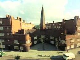 bestandwijken van neerlands hoofdstad in de stijl van de amsterdamse school weeknummer 76