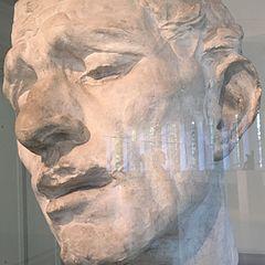 Head of Pierre de Wissant