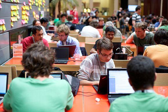 Wikimedia Hackathon 2013 - Flickr - Sebastiaan ter Burg (30).jpg