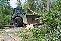 Wilbraham, MA 2011 tornado outbreak response by National Guard.jpg