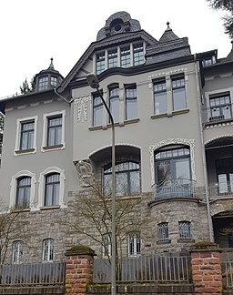 Wilhelminenstraße in Wiesbaden