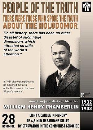 William Henry Chamberlin - Image: William henry chamberlin