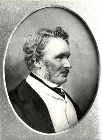 William Adams (New Zealand politician) - Image: William Adams